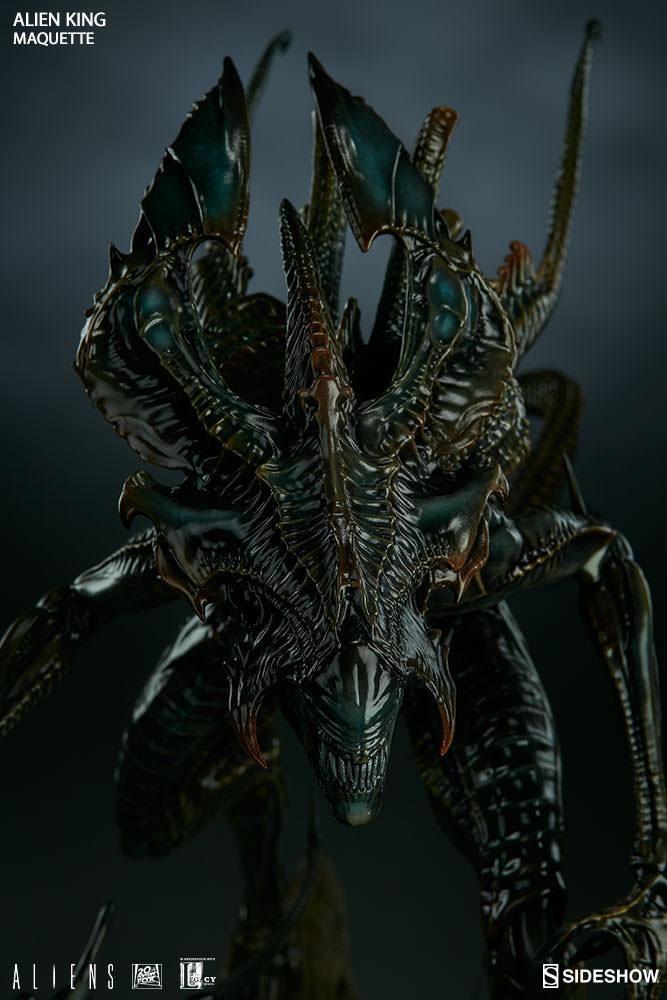 Aliens  7 Scale Action Figure  Xenomorph Warrior