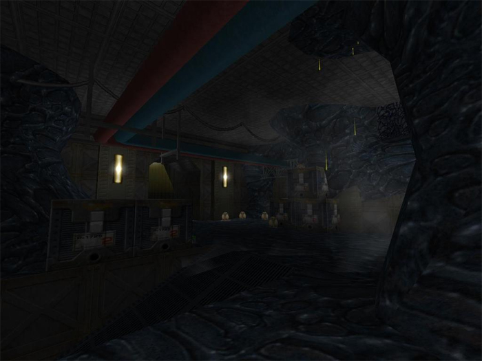 060616_02 Dry Dock Released - New Aliens vs. Predator 2 Map!