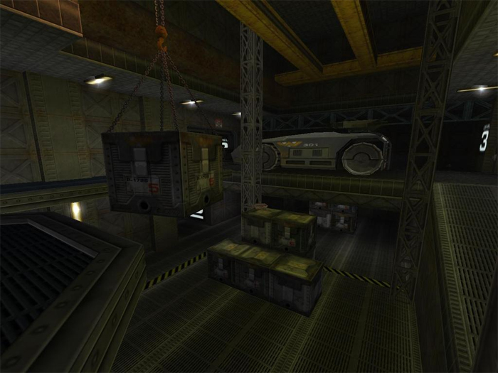 060616_03 Dry Dock Released - New Aliens vs. Predator 2 Map!