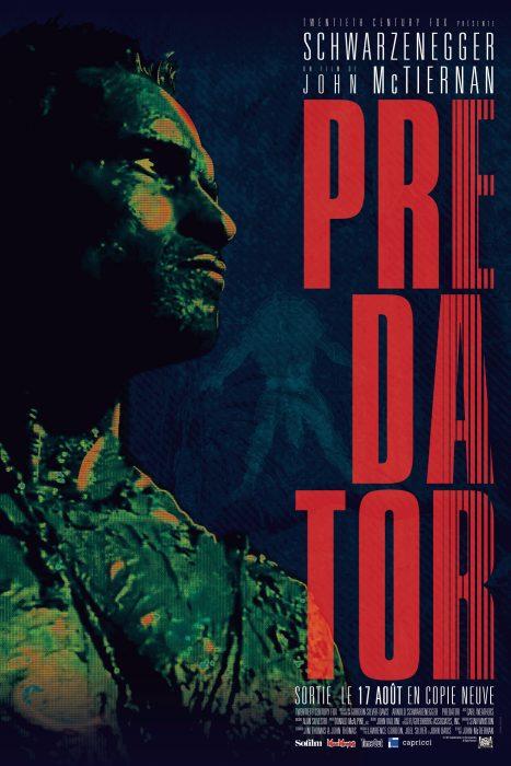 Poster-HD-Predator Predator Returns to French Cinemas in New 2K Restoration