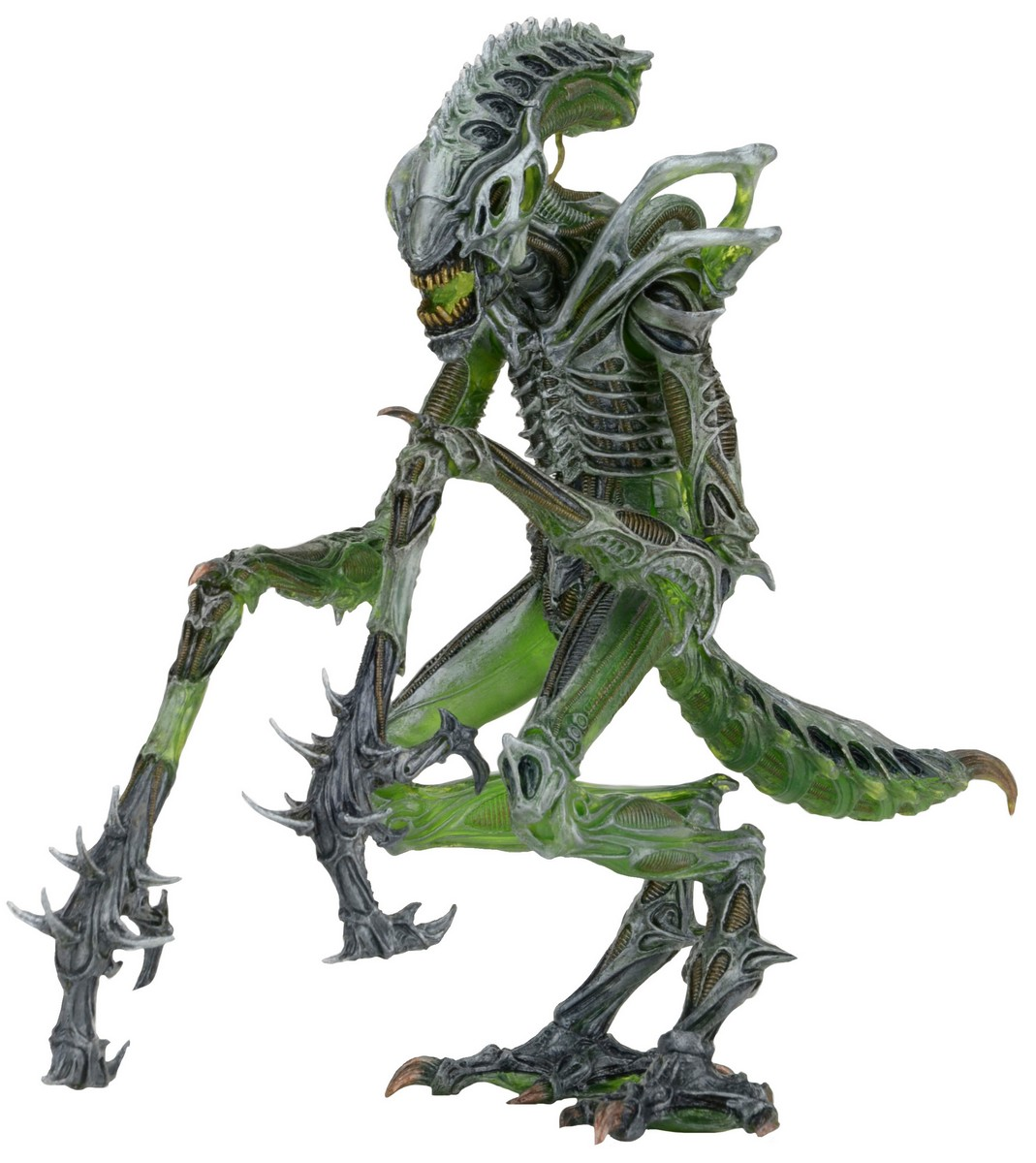 NECA Aliens Series 10 (Queen Facehugger, Gorilla Alien ... Gorilla Xenomorph