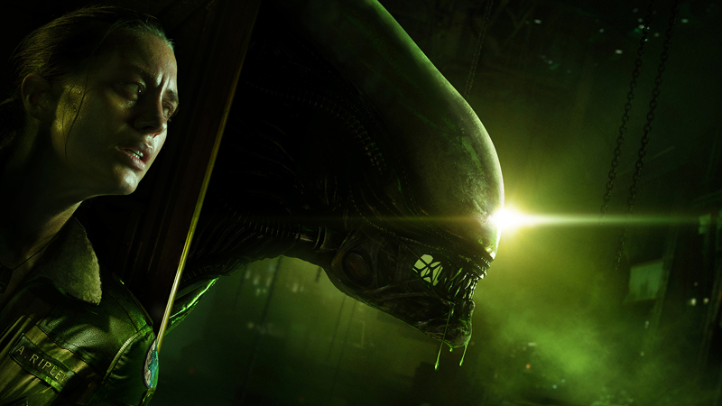 Sega hints at a VR Release of Alien: Isolation in a new interview with MCV! Sega Hints at a VR Release of Alien: Isolation!