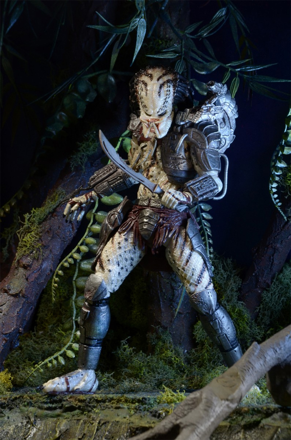 Ghost NECA Predator Series 16 Gallery Now Online!