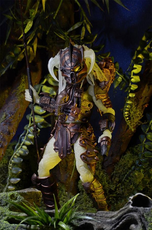 Stalker NECA Predator Series 16 Gallery Now Online!