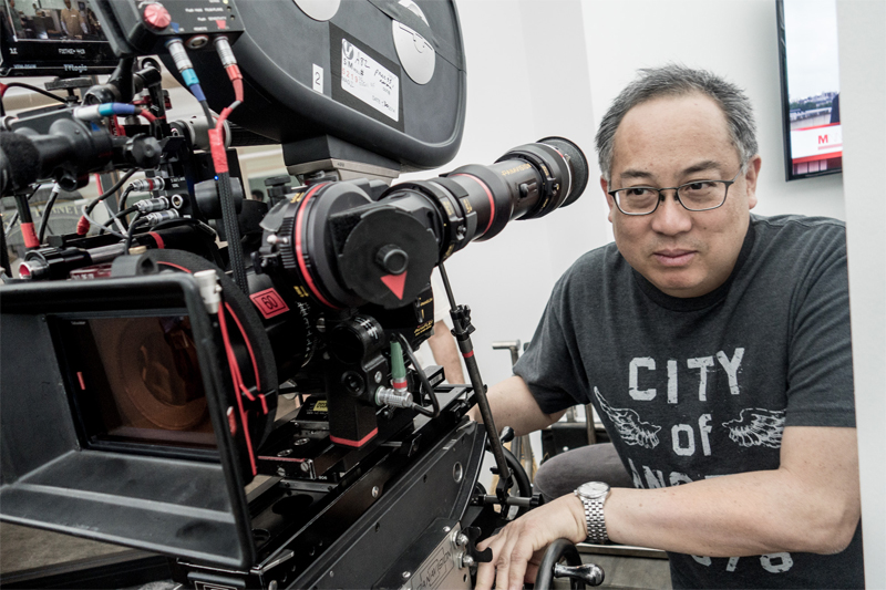 Larry Fong joins The Predator as cinematographer. Larry Fong Joins The Predator As Cinematographer