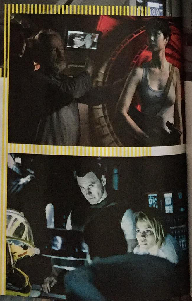 New Alien: Covenant stills in latest issue of Empire Magazine. New Alien: Covenant Stills in Latest Issue of Empire Magazine