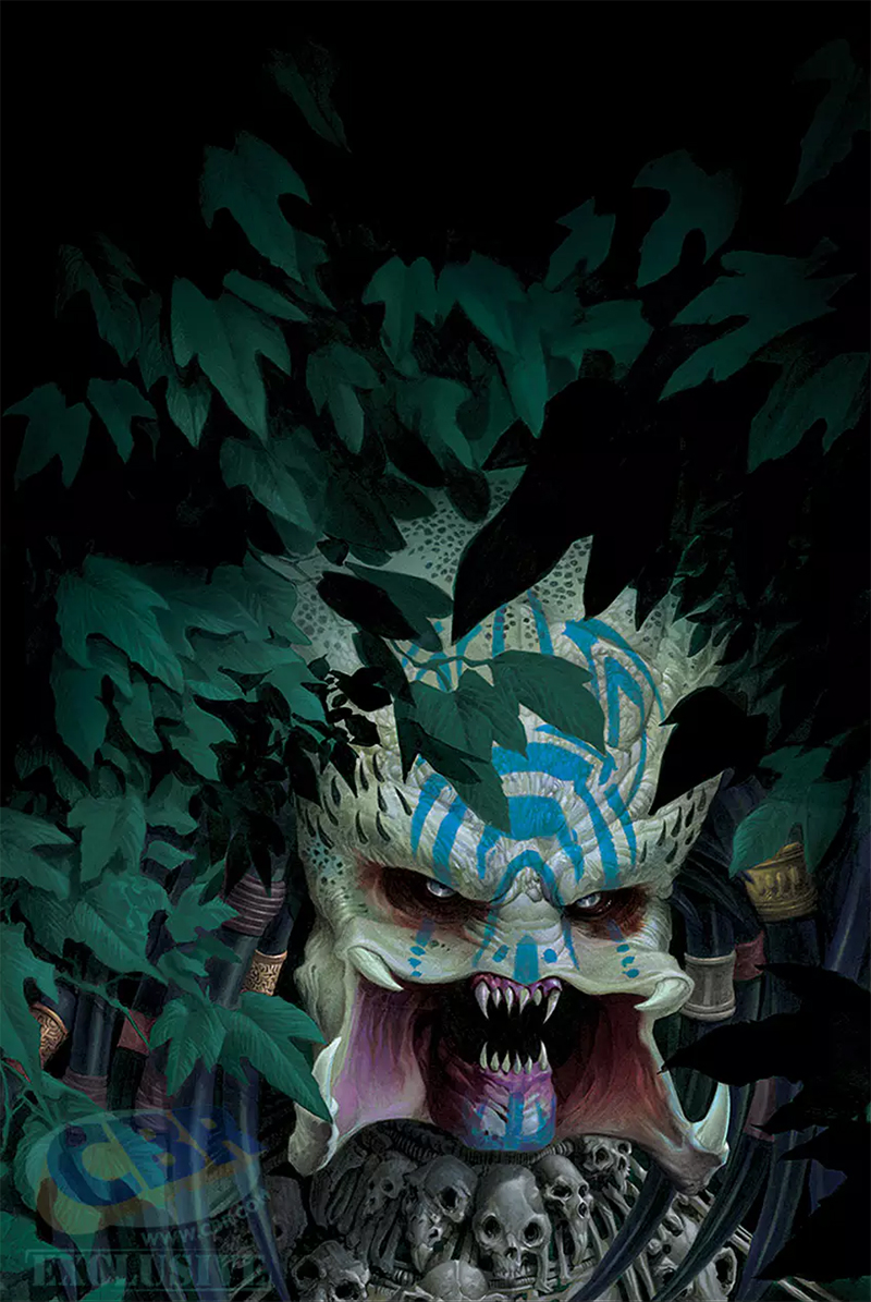 Dark Horse Announces Predator: Hunters!