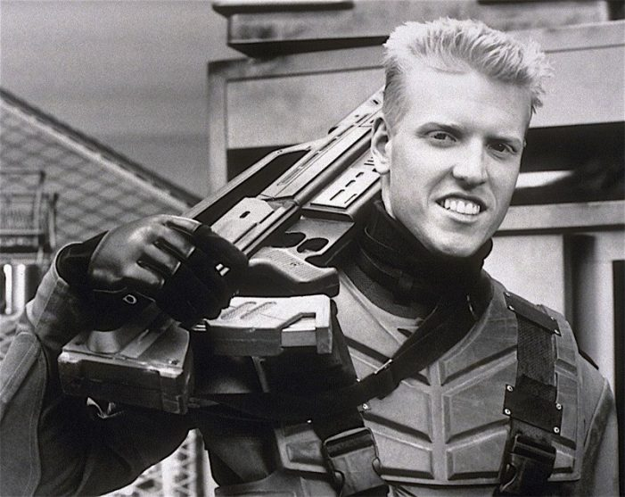 Jake Busey Joins The Predator Cast