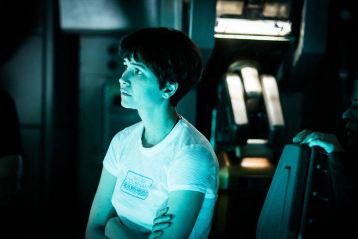 New Alien: Covenant Production Still