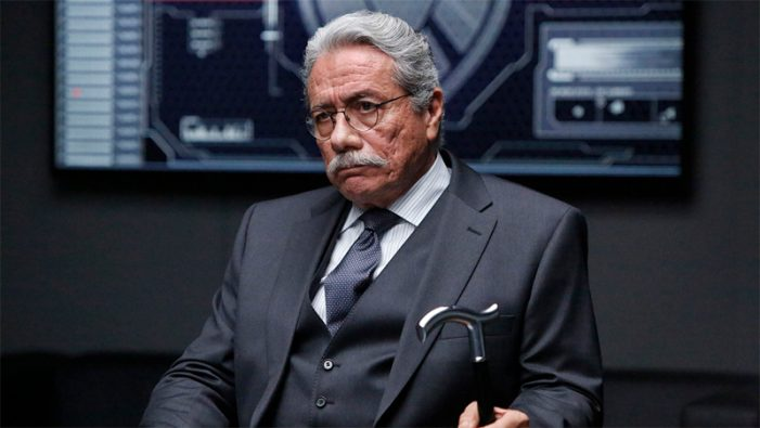 Edward James Olmos Joins The Predator Cast!