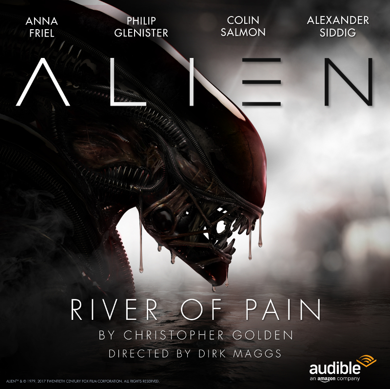 Alien: River of Pain Audio Drama Announced!