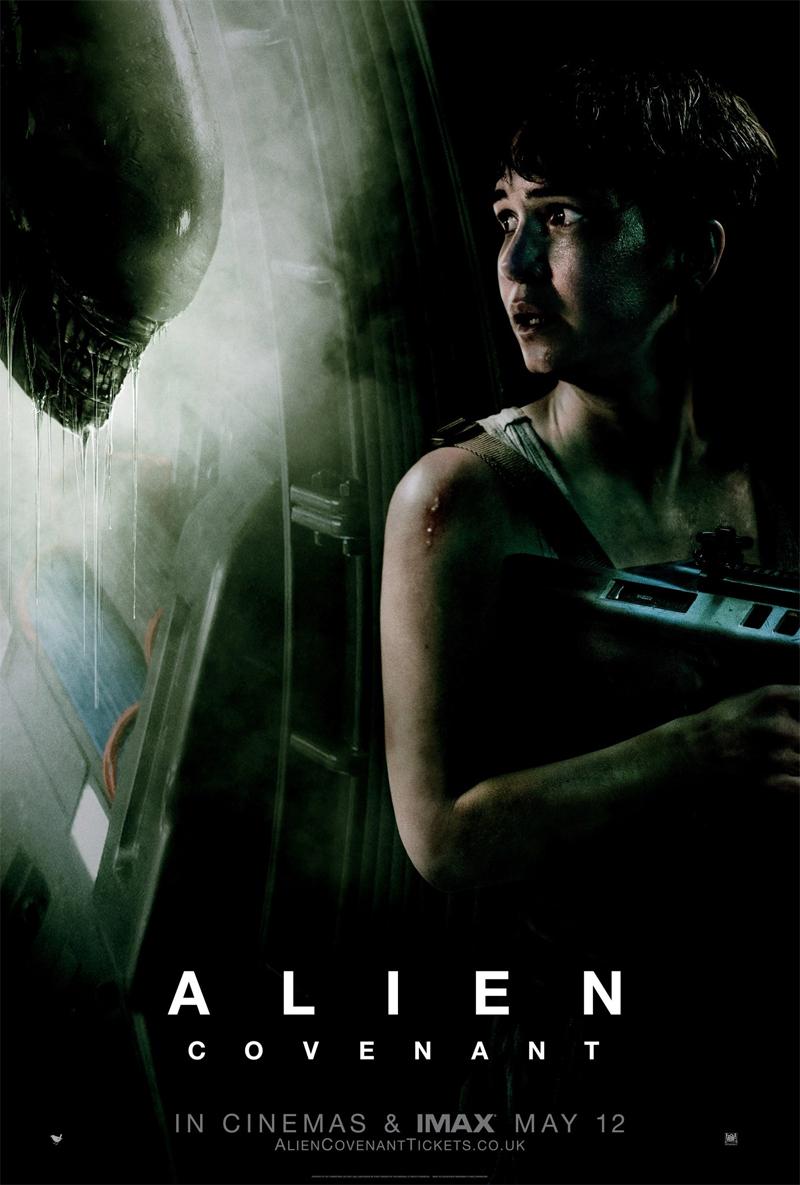 New UK Alien: Covenant Poster Released!