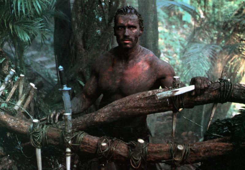 Arnold Schwarzenegger Turned Down The Predator