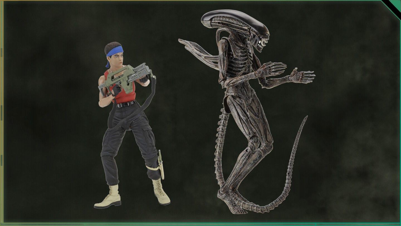 NECA's Alien: Covenant Alien Figure Revealed!