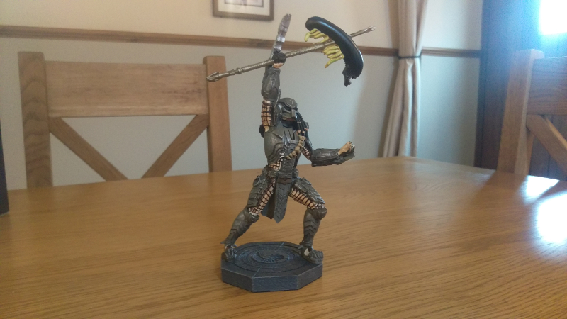 Eaglemoss Scar Predator Review