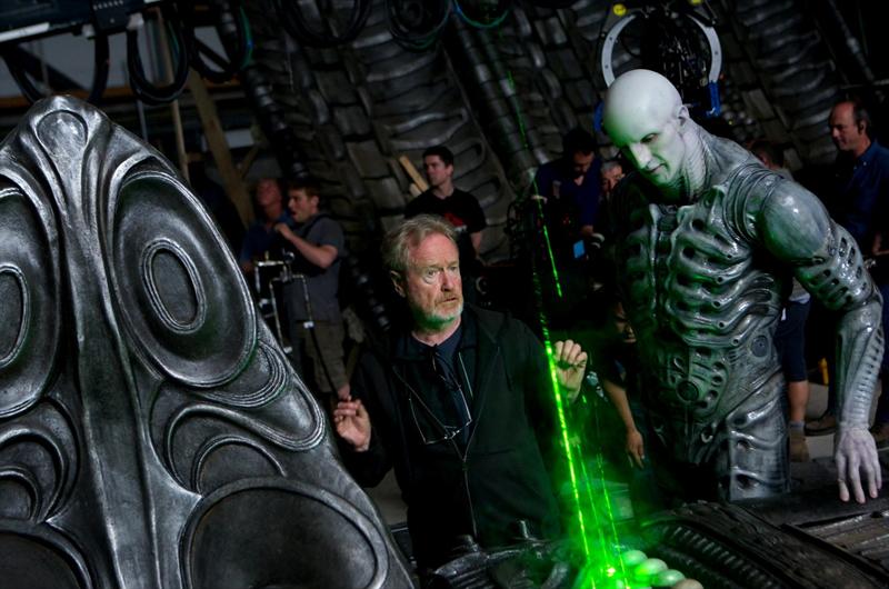 Ridley Scott Admits He Was