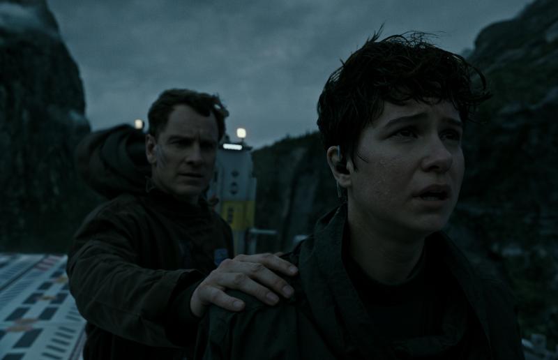 Alien: Covenant Struggles in US Box Office