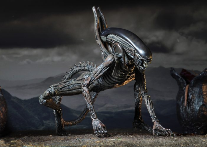 NECA Reveals Neomorph & Xenomorph Alien Covenant Figures