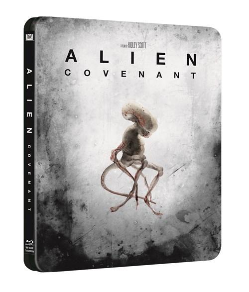 Alien Covenant Ultra HD Steelbook Coming Soon