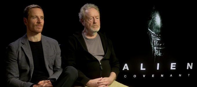 <h2>AvP Galaxy Interviews Sir Ridley Scott &#038; The Cast of Alien: Covenant</h2><span class='featuredexcerpt'>In early May, Alien vs. Predator Galaxy had the opportunity to attend the global premiere of Alien: Covenant in Liecester Square, London. The following day we were [&hellip;]</span>