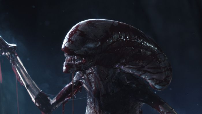 Creating the Creature Effects of Alien Covenant