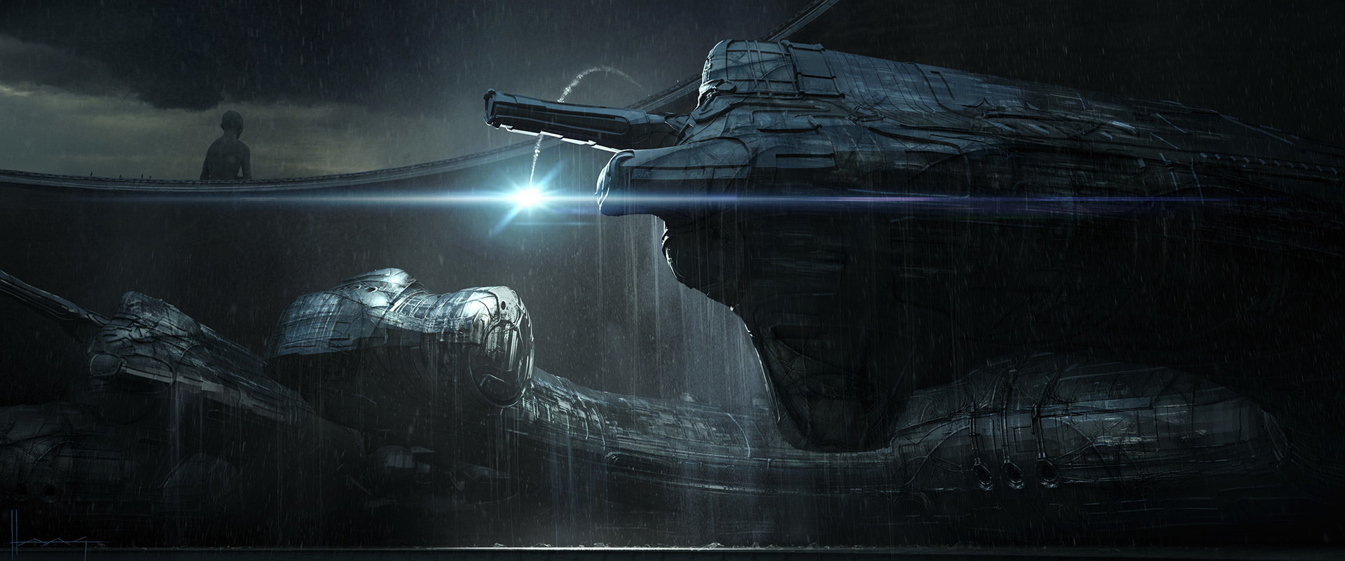 Alien Covenant Blu-Ray Deleted Scenes Breakdown