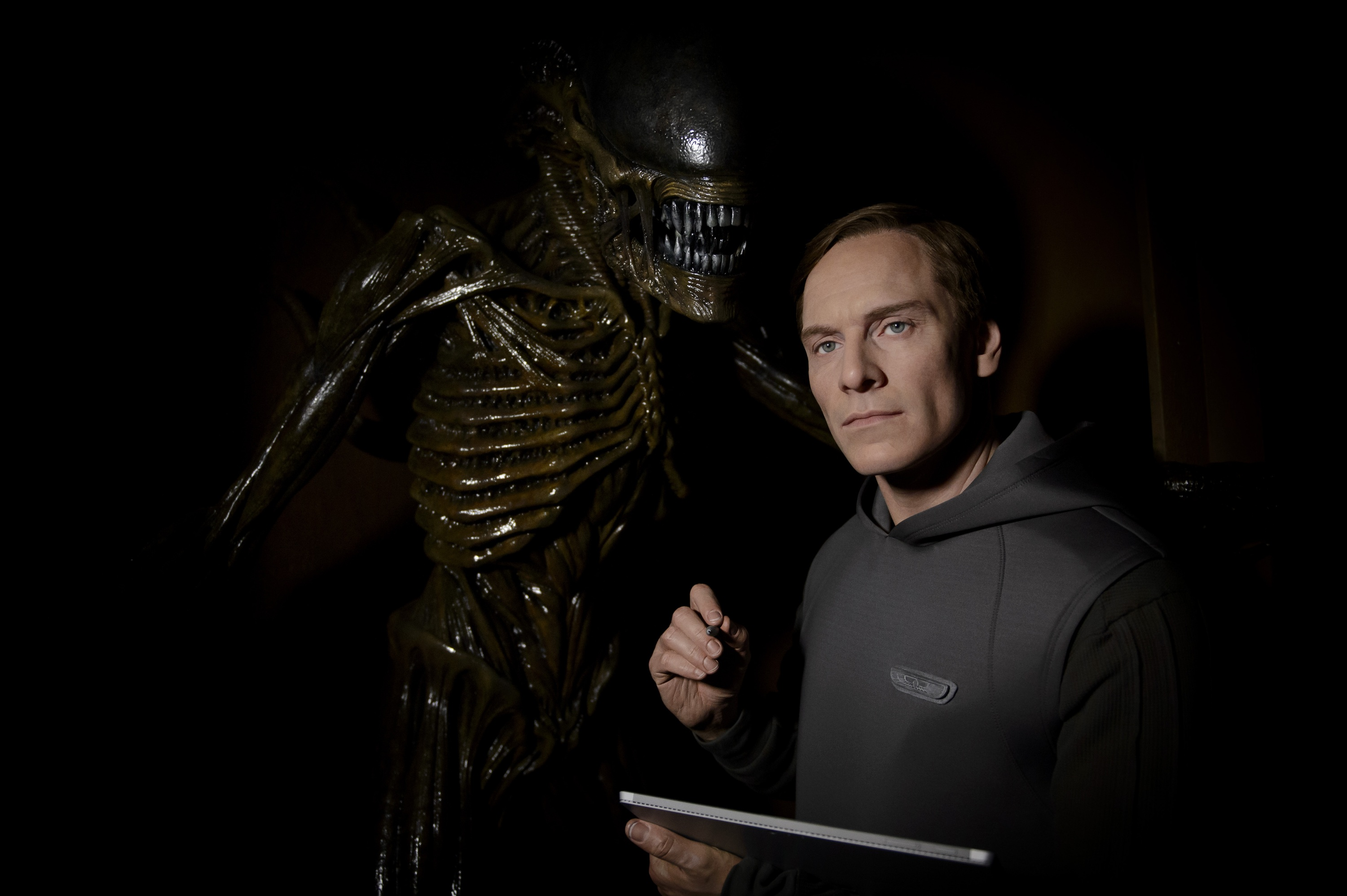 Madam Tussauds Alien: Escape Unleashes 15th of July!