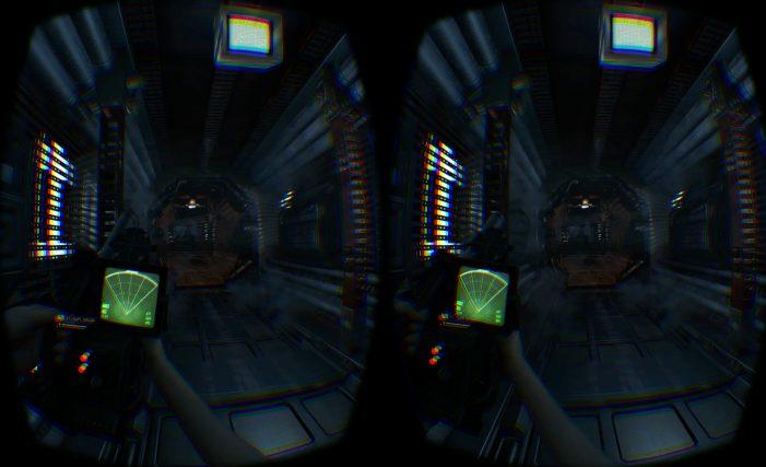 Alien: Isolation MotherVR Mod Impressions