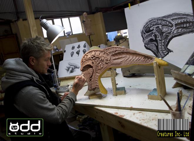 Adam Johansen Interview (Odd Studio)