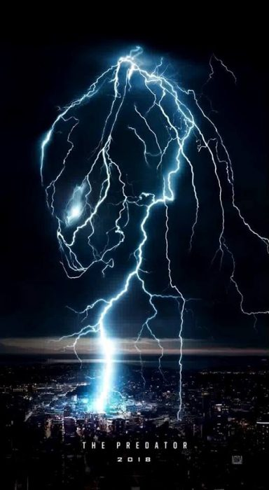 Motion Poster for The Predator Officially Released