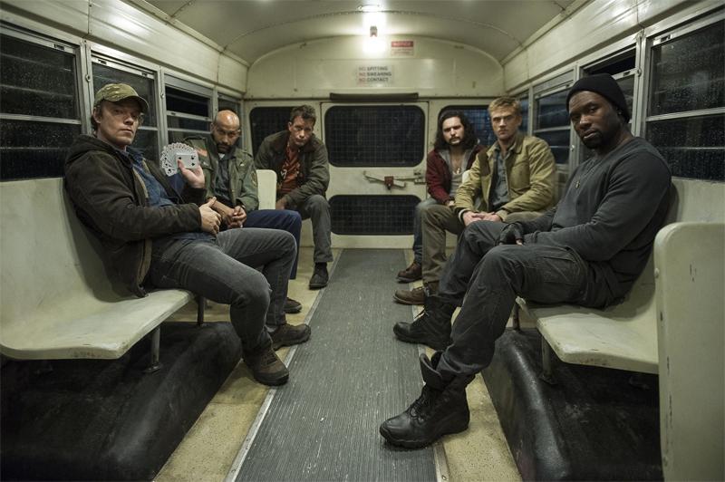 Thomas Jane Talks Character's Backstory in The Predator