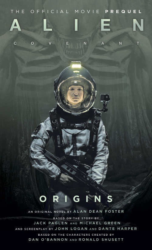 AvPGalaxy Reviews Alien: Covenant Origins