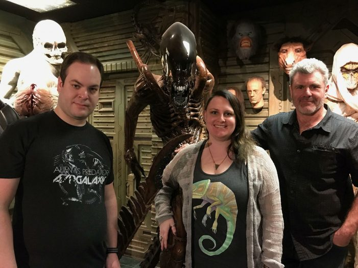 AvPGalaxy Visit and Interview with studioADI!