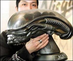 Alien Quadrilogy Head Unique Quadrilogy Packaging