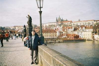 A Photo of Fabien in Prague Fabien's AvP Set Report