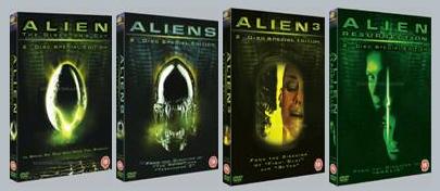 20040211 Alien Region 2 DVD Artwork