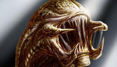The Ultimate Threat - Alien and Predator mixed into one Predalien Concept Artwork!!!!!