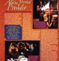 Movie Magic Magazine AvP