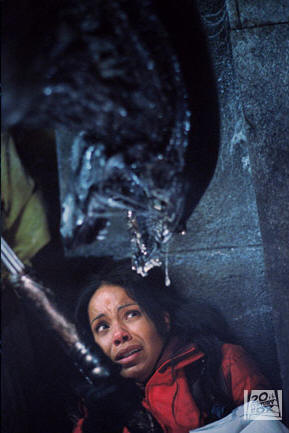 Sanna Lathan Lex New Alien vs Predator Images