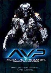 20040807_01 AvP Movie Trading Cards