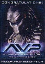20040807_02 AvP Movie Trading Cards