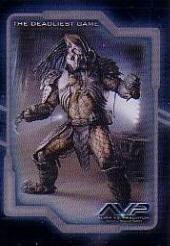 20040807_03 AvP Movie Trading Cards