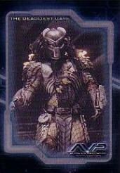 20040807_05 AvP Movie Trading Cards