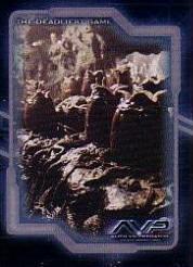 20040807_07 AvP Movie Trading Cards