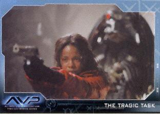 20040807_13 AvP Movie Trading Cards