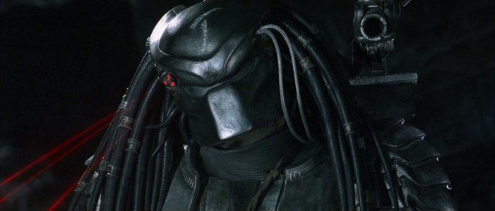 Scar Predator- AvP Alien vs Predator Movie Review AvP Movie Review