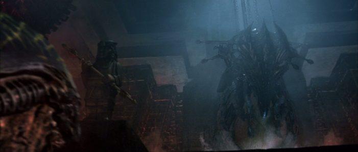 Queen Alien- AvP Alien vs Predator Movie Review AvP Movie Review