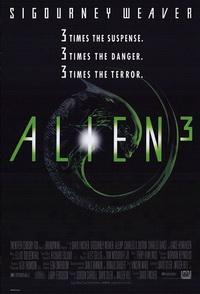 Alien 3 Poster Alien 3