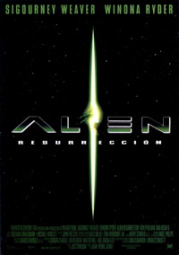 Alien Resurrection Poster Alien Resurrection