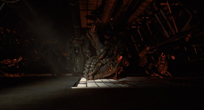 Xenomorphs Crawling Aliens Aliens